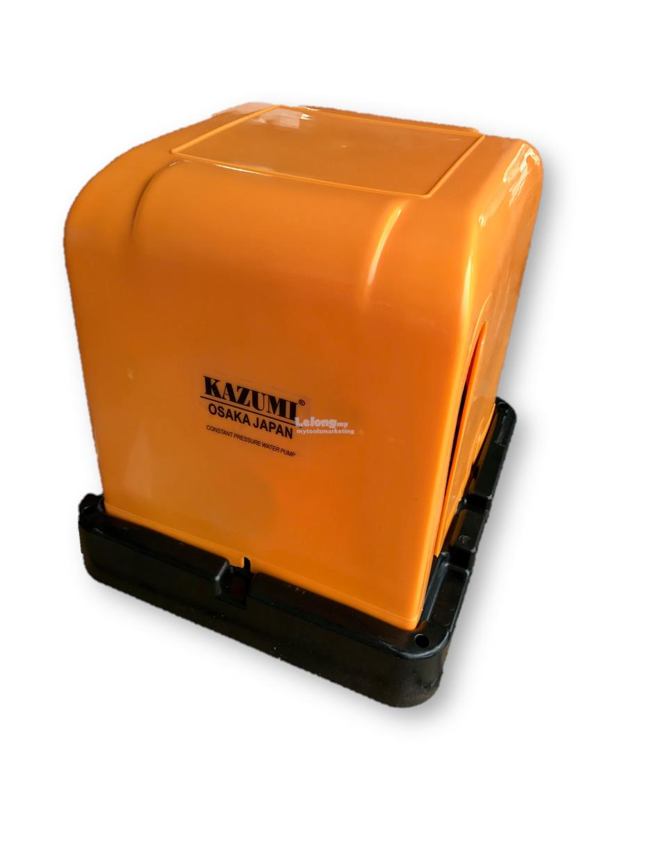 "Kazumi KZP-400A 400W 1"" Automatic Booster Pump (Made In Japan)"