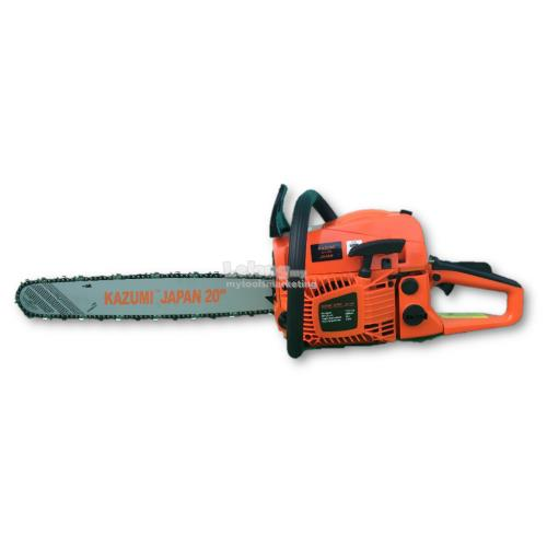 Kazumi MS680 20inch 68cc Portable Chainsaw (Made in Japan)