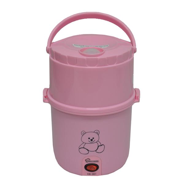 KB-001# ELECTRIC LUNCH BOX(HAPPY HOME)