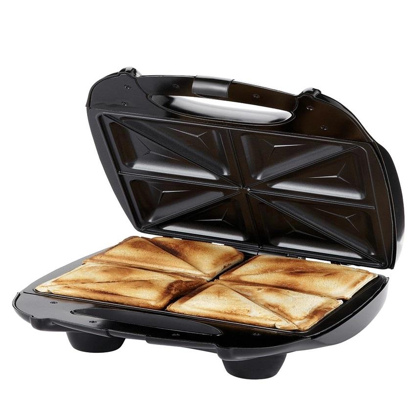 KEA0075 Twin Size Sandwich Maker (Black)