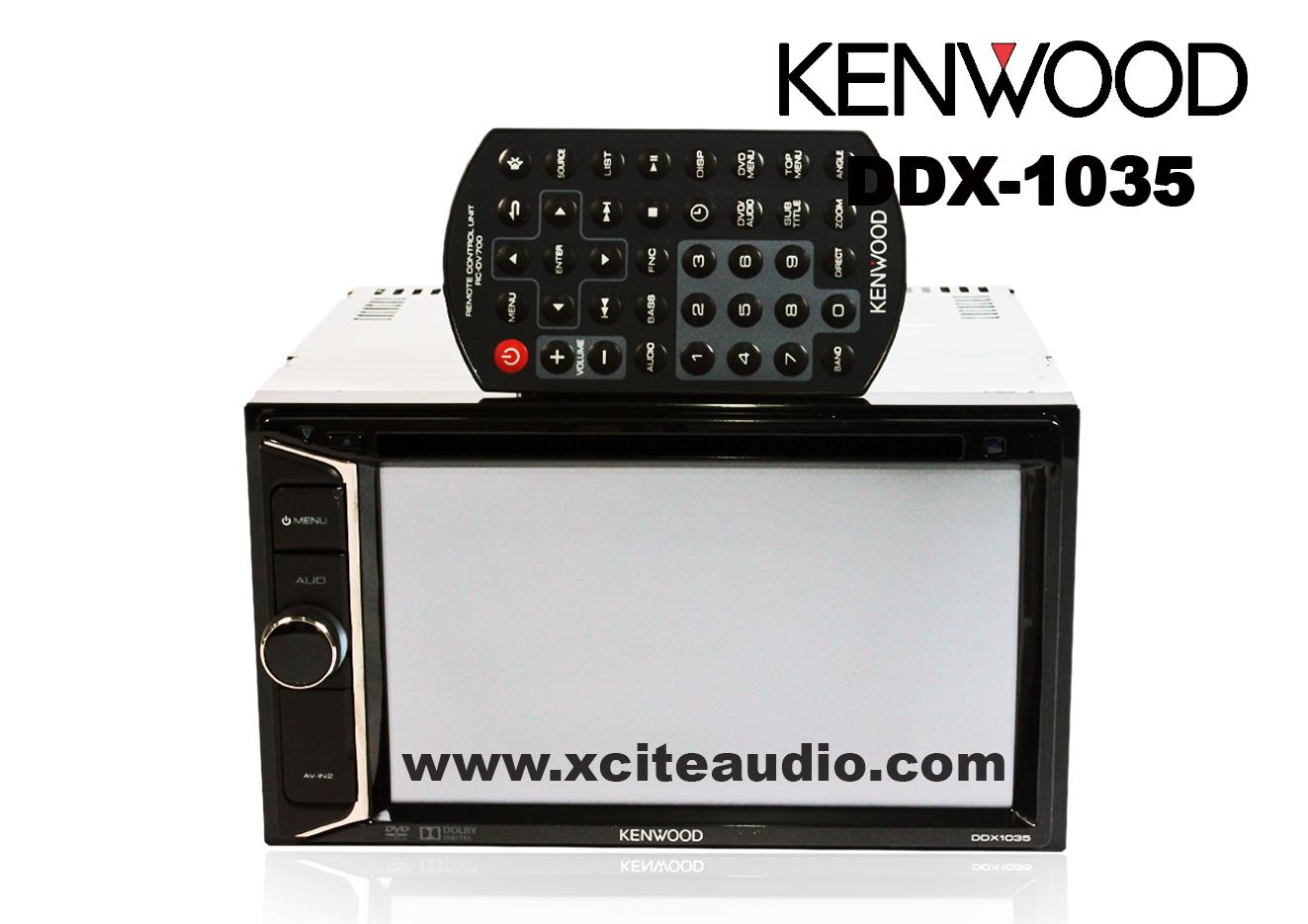 Kenwood car stereo spare parts 7