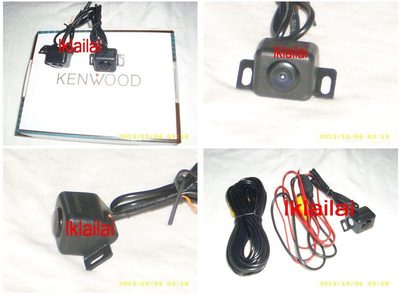 Kenwood Design High Resolution Reverse Camera