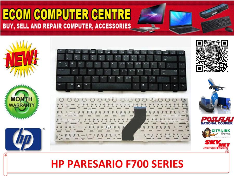 Keyboard HP Compaq F500 F700 V6000 Series