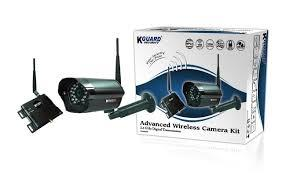 KGUARD WIRELESS 24IR LED CCTV CAMERA (WLP614M1)