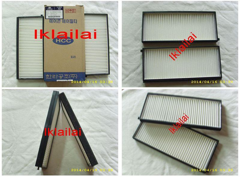 KIA CARENS 2 / CLARUS / NAZA CITRA Air-Cond Cabin Air Filter