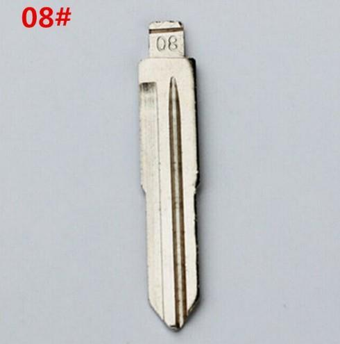 For Kia Carnival for Toyota Hiace Remote Key Blade M08.