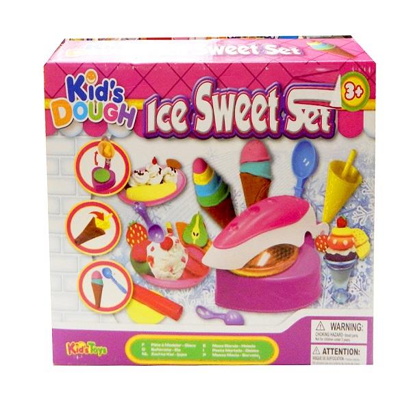 Kid's Dough Ice Sweet Set (For Ages 3 Years +)