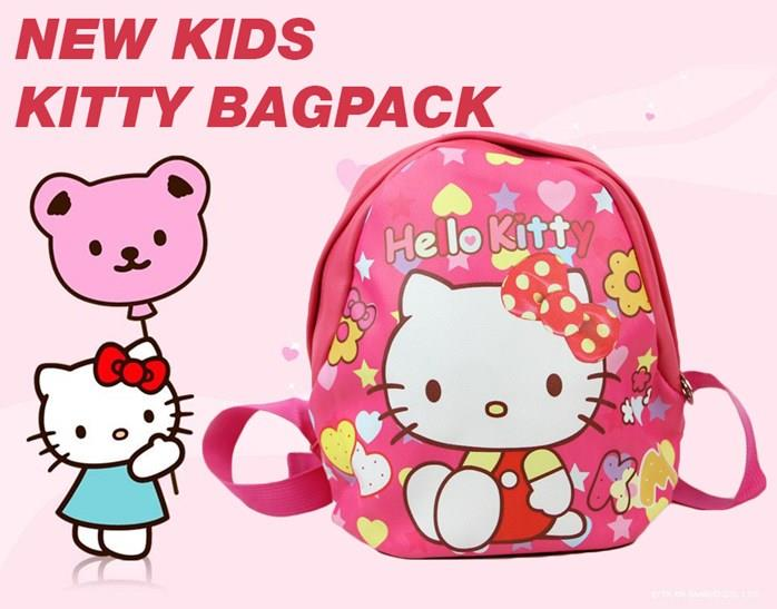 KIDS HELLO KITTY BAG PACK