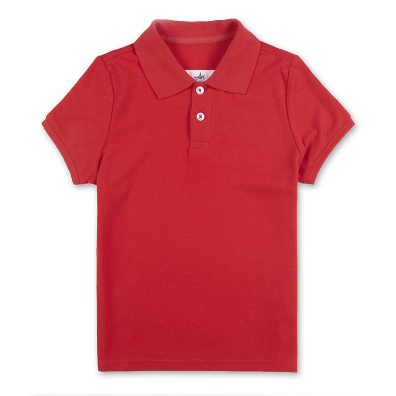 Our blank kids polo shirts make the perfect choice for school uniforms or simply to wear as a standalone item. We carry both pique knit and jersey knit in a wide range of colors including white, navy, red, grey, black, and many others.