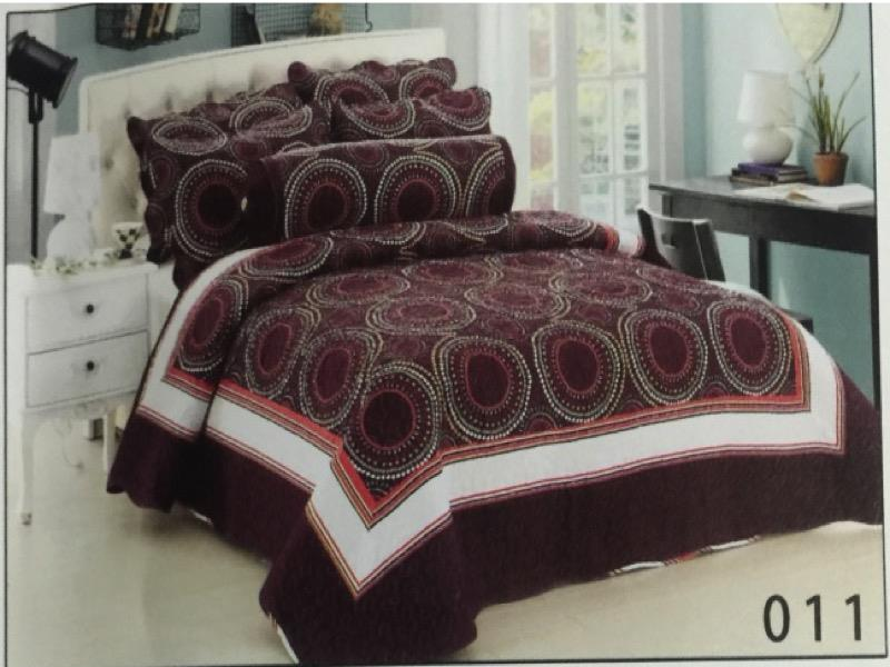 King size fitted bedsheet (SK11)