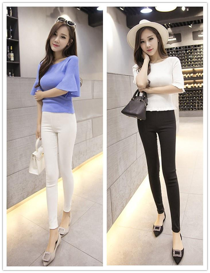 King Size~ Korea Style High Waist Show-slim Legging