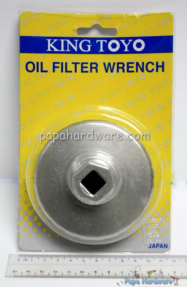 King Toyo Oil Filter Wrench 84mm