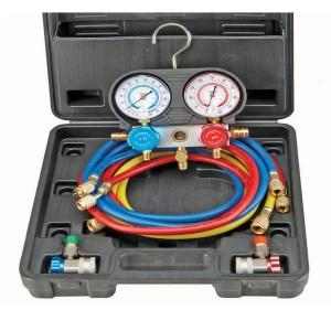 king toyo R-134A Air Cond manifold gauge set kt-6417