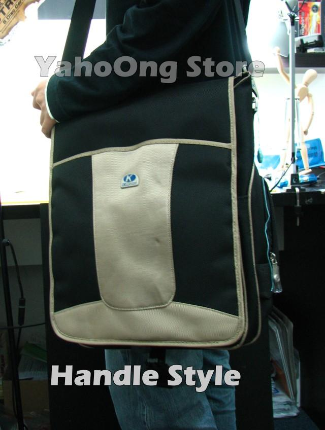 Kingsons 14.1 Notebook Bag For Acer/Dell/Sony/HP/etc (6026W)