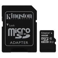 Kingston 16GB microSDHC/SDXC Card - Class 10 UHS-I