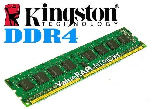 Kingston 4/8GB 2133MHz DDR4 Non-ECC CL15 DIMM 1Rx8