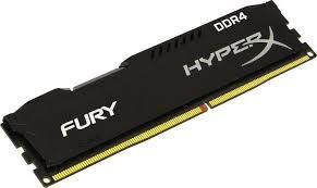 KINGSTON HYPER-X FURY 4GB DDR4 2600MHZ DESKTOP RAM (HX426C15FB/4)