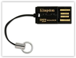 KINGSTON MICROSD CARD READER (FCR-MRG2)