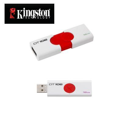 Kingston USB Flash Drive USB2.0 DT106 8GB KC-U968G-4C6R