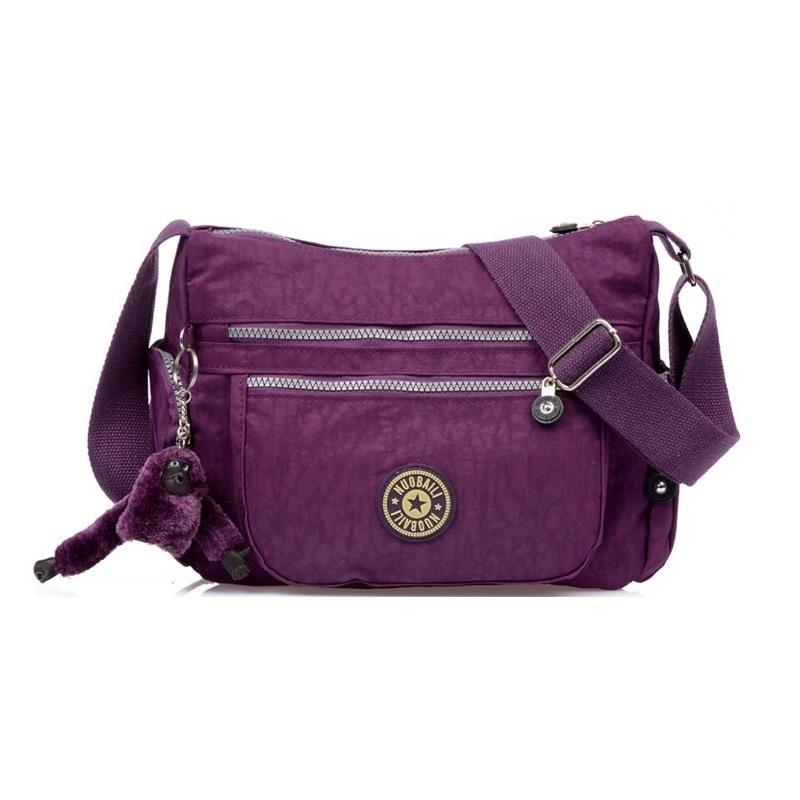 Kipling Inspired Sling Bag Waterproof Nylon Cross (end 5/5 ...