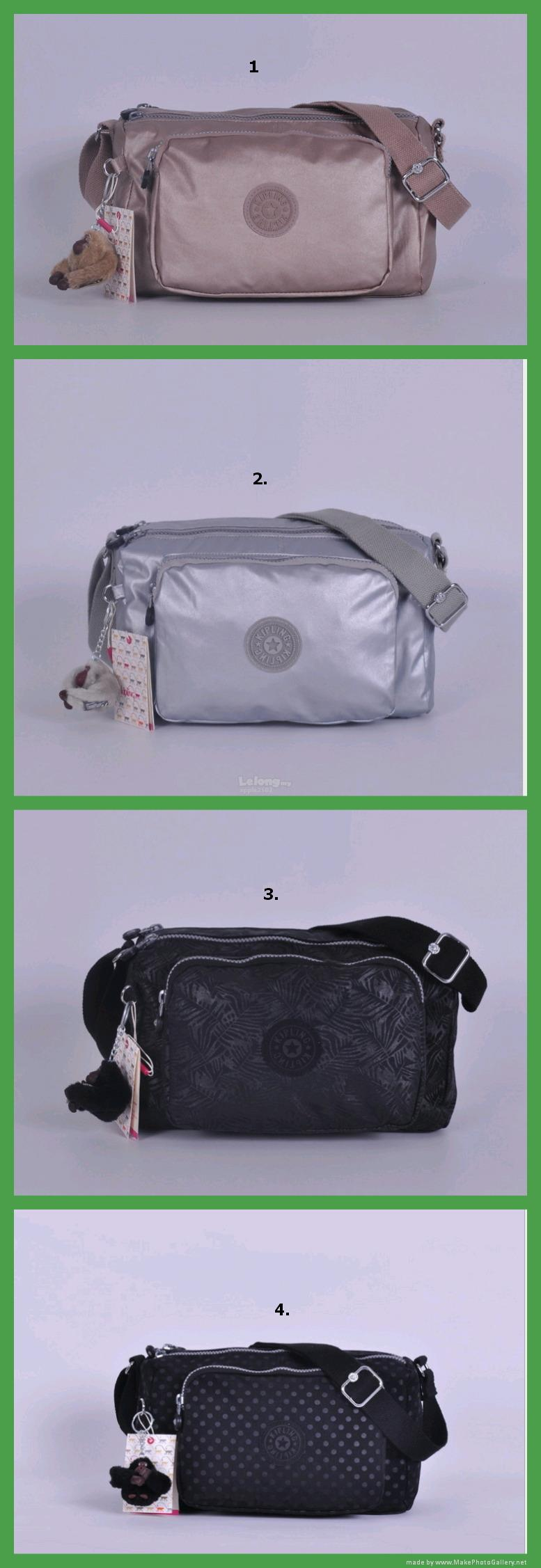 KIPLING NYLON COLOUR CROSS BODY/SLING BAG*SZ2969