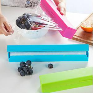 Kitchen Essential~Candy Color Clingfilm Cutter