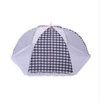 Kitchen Essential~ Lace Side Foldable Round Food Cover