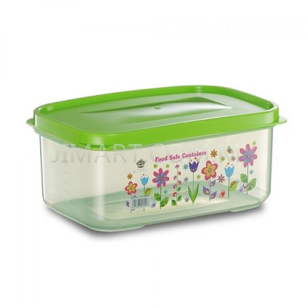 Kite Brand Floral Food Save Container Es2085F(G)