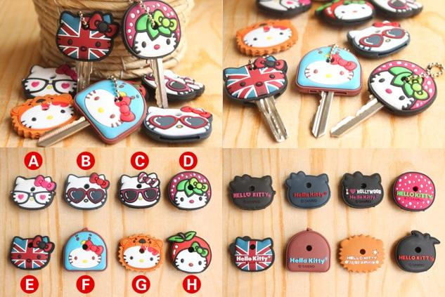 Hello Kitty Keys Hello Kitty Key Cap