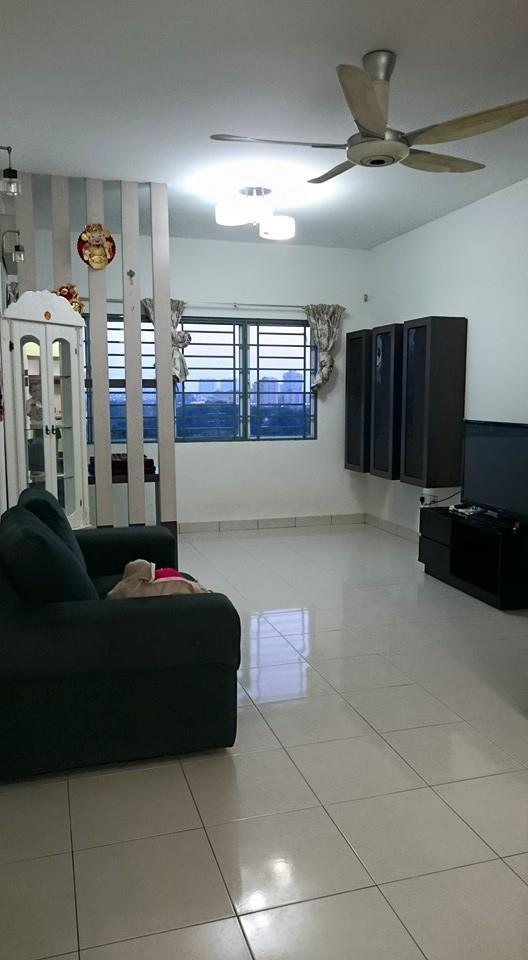 Koi Kinrara condo for rent, Fully Furnished, City View, Puchong Jaya