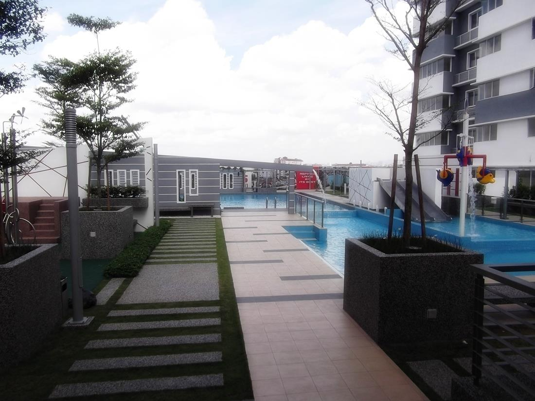 Koi Kinrara Condo for rent, New Phase, Fully Furnished, 2 car parks