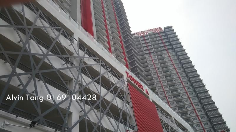 Koi Prima Condo for sale, 2 Car Parks, Nearby LRT Station, Puchong