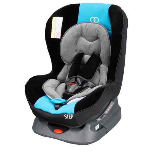 Koopers Step Car Seat TURQUOISE