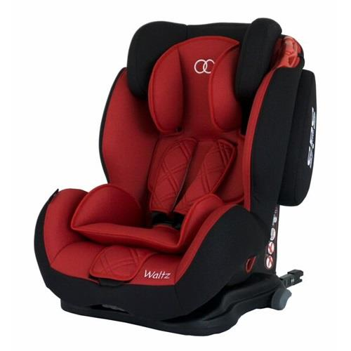 Koopers WALTZ Booster ISOFIX Latch Car Seat 2 color FOC Land Shipping