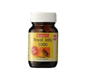 Kordel's Royal Jelly 1000mg 3 x 30S (Value Pack)