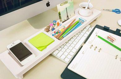 Korea Fashionable Office/Home Keyboard Shelf - WM Free Delivery