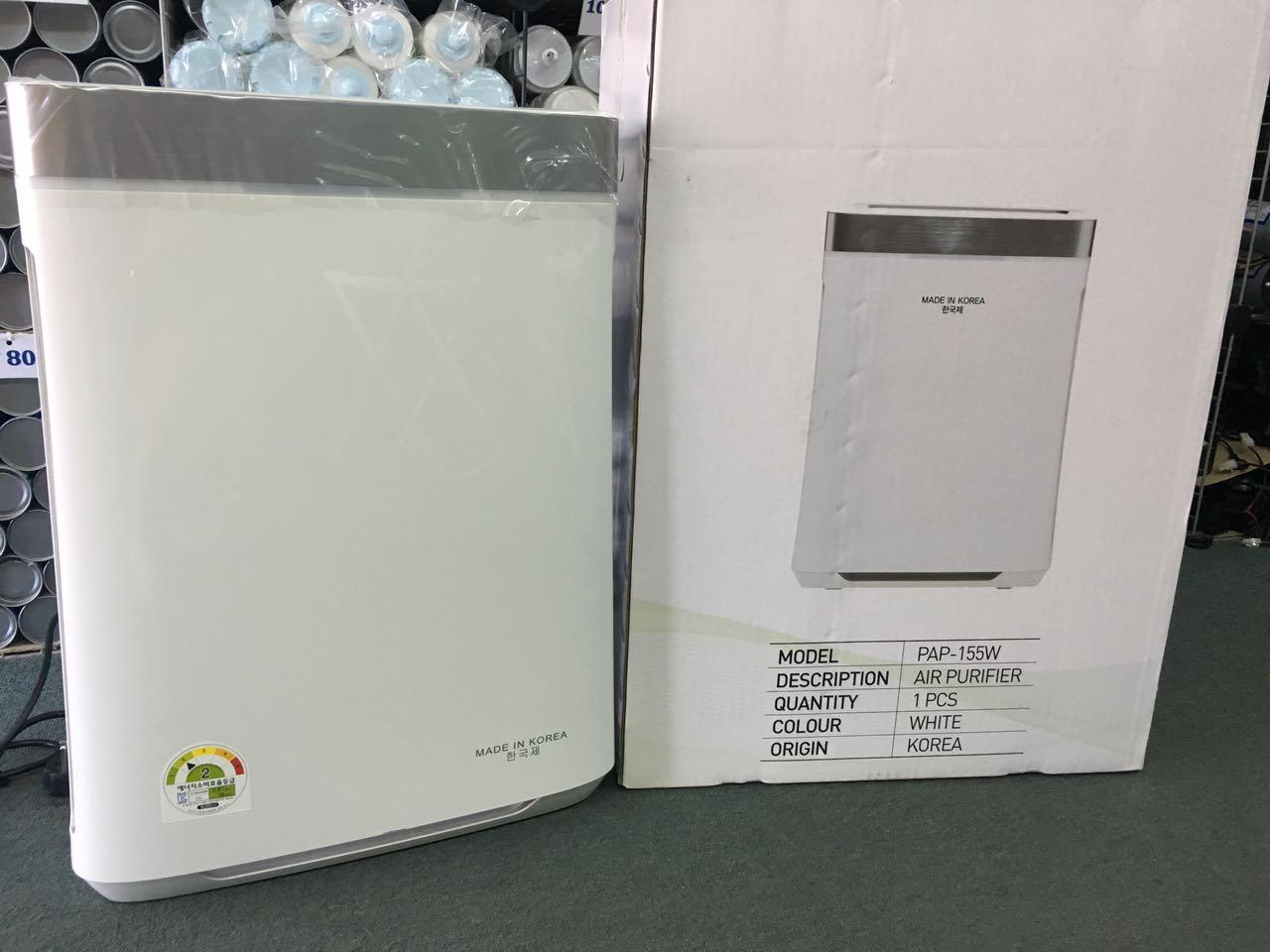 New Korea Imported PAP-155W H12 4+1 Hepa Intelligent Air Purifier