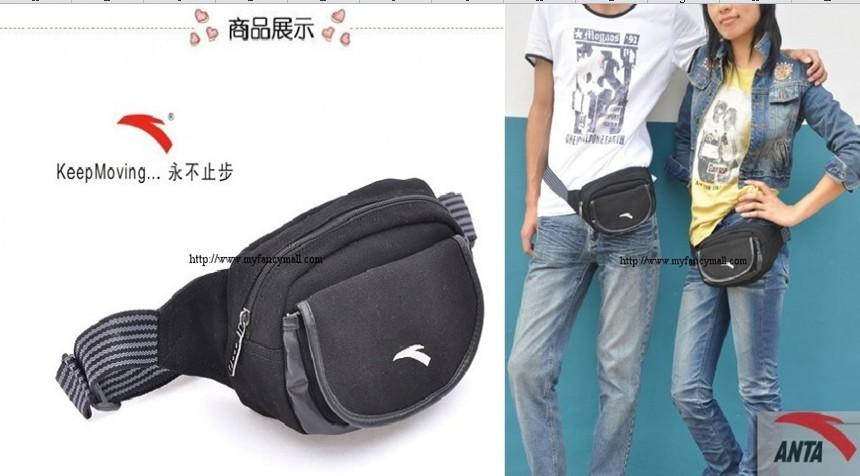 Korea Japan Bag Bags Multifunctional Waist Pack 2713