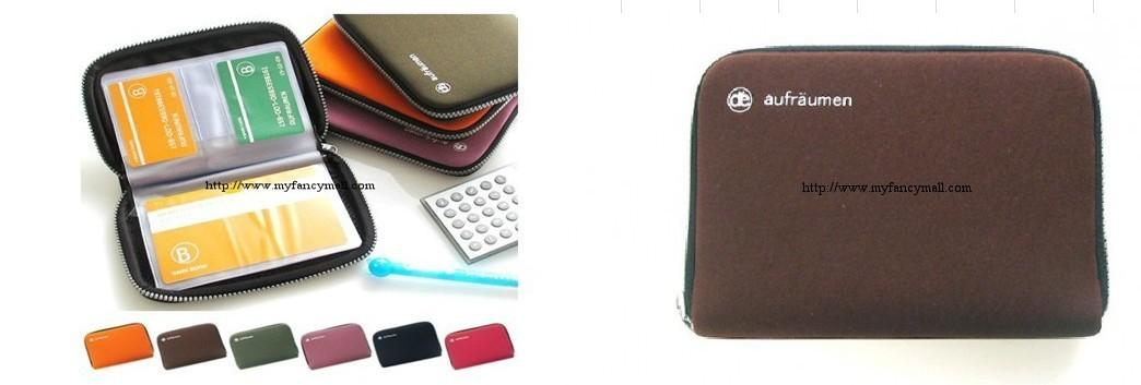 Korea Japan Multifunctional Storage Clutch Bag Bags 2840-Coffee