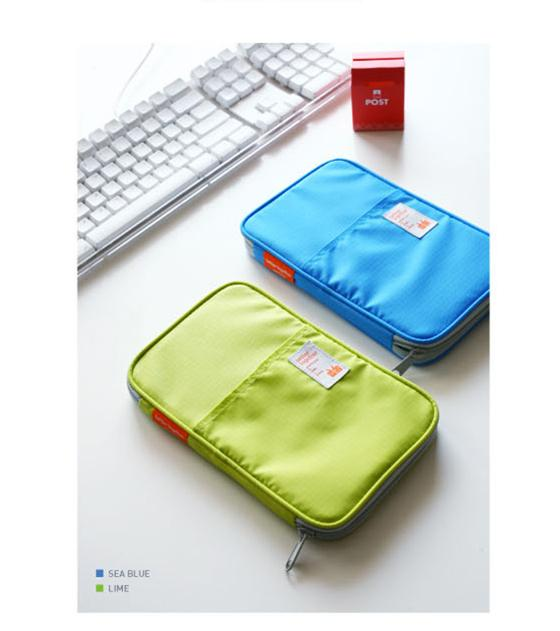 Korea Pencil case + Note + Pouch = Better Together