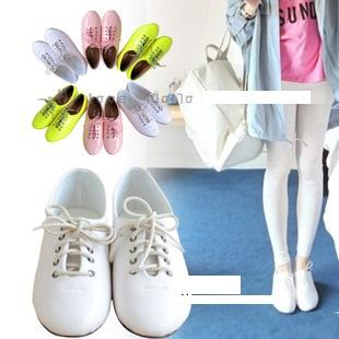 Korea Pink lovely easy matching shoes