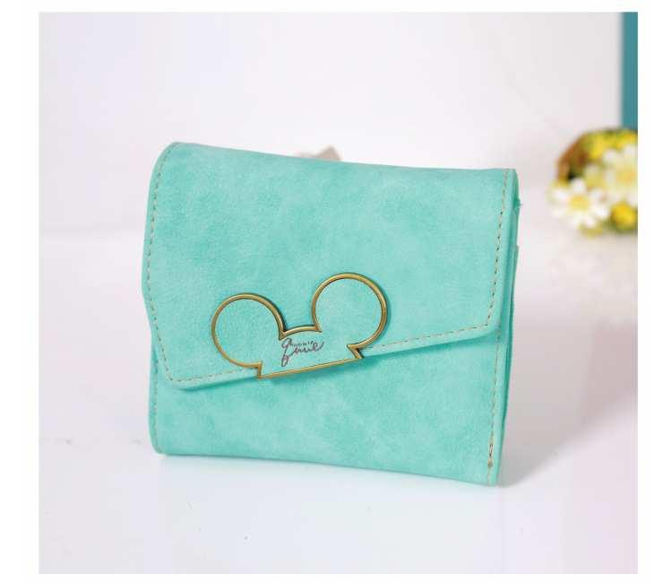 Korea Short Purse -BPRD3352CYAN