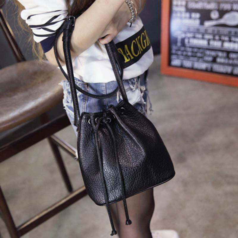 Korea Stylish Trendy Sling Hand Bag  21*14*21CM