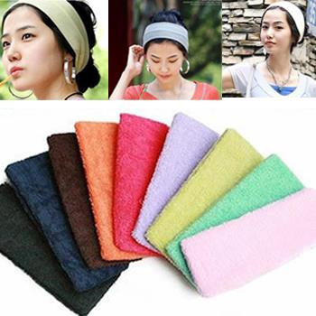 Korean Exercise Yoga Unisex Hair Band (5cm Wide)