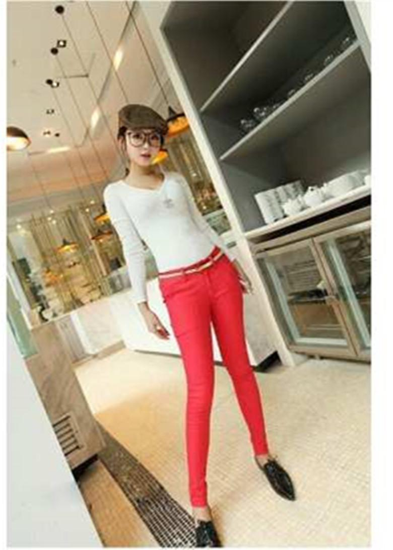 KOREAN FASHION  -CRKD1570WHT