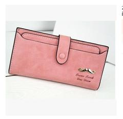 NEW KOREAN FASHION LARGE CAPACITY LADIES LONG SECTION WALLET FOR SALES