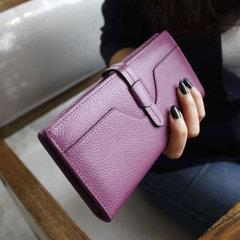 NEW KOREAN FASHION LONG SECTION CLUTCH PURSES FOR