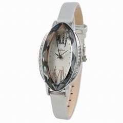 NEW KOREAN FASHION OVAL SHAPED DIAMOND JULIUS LADIES WATCH FOR SALES