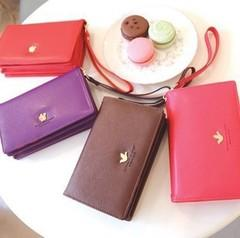 New Korean Fashion Purses Multifunctional Mobile Wallet