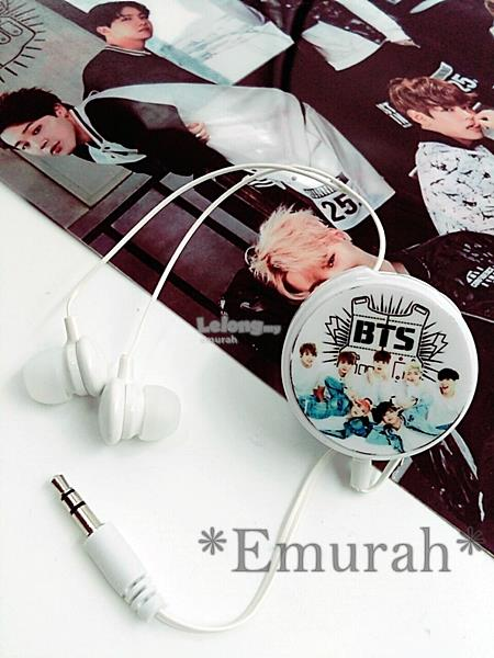 Korean KPOP BTS  On-Ear headphones